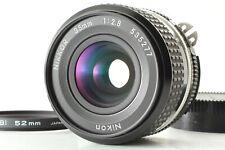 [NEAR MINT] NIKON AIS NIKKOR 35mm F/2.8 1:2.8 Wide Angle SLR MF Lens From JAPAN