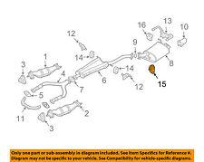 Infiniti NISSAN OEM 06-10 M45 4.5L-V8 Exhaust System-Hanger 20650AA00A