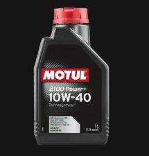 Olio Motul 2100 10w40 Power Technosynthese 1 Litro