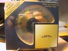 24K Gold CD HDCD Grand Funk Railroad We're an American Band + 2 # 0704 Sealed