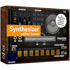 FRANZIS Synthesizer selber bauen: build your own synthesizer!