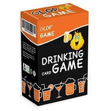 Glop Game - Adult Drinking Game - Fun Drinking Card Game for Parties