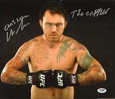 Chris Leben Signed 11x14 Photo PSA/DNA COA Picture Autograph UFC 132 116 82 TUF