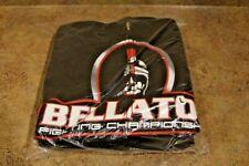 Bellator Fighting Championship Full Zip Hoodie Jacket Black Size L