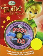 Disney Book and CD: Tinker Bell 2 (Disney Storybook & CD),