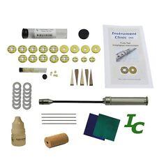 Flute Pad Kit for Yamaha Flutes, with Leak Light, Instructions, USA!