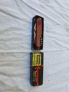 Taschenmesser mit mehrere Funktionen