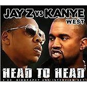 JAY Z VS KANYE WEST:HEAD TO HEAD