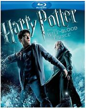 Harry Potter and the Half-Blood Prince (Blu-ray Disc) *NEW* FAST FREE SHIPPING!!