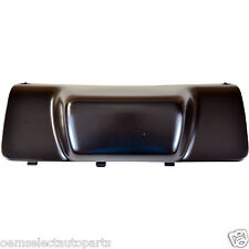 OEM NEW 03-06 Lincoln Navigator Rear Bumper Trailer Hitch Cover Panel, Unpainted