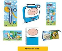 ADVENTURE TIME - Stationery, Pencil Case, Art Set, Notebook/Craft Kids/Gift/Xmas