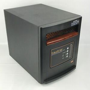 EdenPure USA1000 Quartz Infrared Portable Space Heater - NO REMOTE
