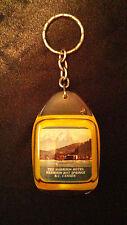 The Harrison Hotel, Harrison Hot Springs, BC, Canada Key Chain Vintage Souvenir