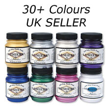 Jacquard Lumiere Paint for Fabric, Canvas, Leather - 70ml (30+ Colours)