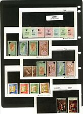 Tokelau stamps: Collection of MNH stamps, 1948-1989, multiple sets (1059)