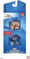 Disney Infinity 2.0 Marvel Toy Box Game Discs (Xbox One/PS4/Nintendo Wii U/PS3)