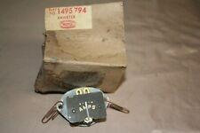 New ListingNos Mopar 1953 Desoto ammeter gauge 1495794