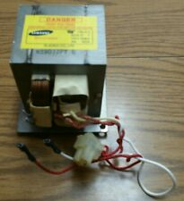 SHV-U1650A  ~  Samsung Microwave Oven High Voltage Transformer ~ GE