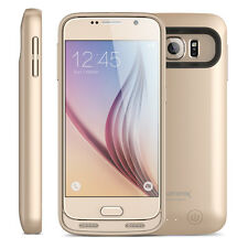 Samsung Galaxy S6 Battery Charging Case / BX410 / Ultra-Slim / Protective