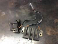 Evinrude 150 Hp Ficht Coil Assy Single Dual
