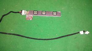 Advent Modena M100 M200 Power button board & Cable 45R-A15109-0201
