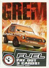 Cars 2 TCG-Grem-Fuel