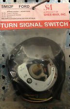 Shee-Mar SM52F  TURN SIGNAL SWITCH Ford Truck Econoline Bronco