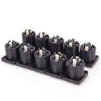 10X4Pin Speakon Female Jack Socket Connettore Audio Altoparlante Amplificatore,,