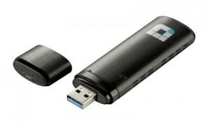 Brand NEW D-link DWA-182 Wireless AC1200 Dual Band USB Adapter WiFi AC 300Mbps