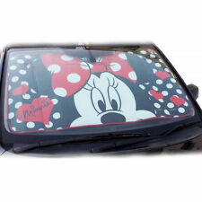 DISNEY Minnie Mouse Sun Block Shade Shield Cool Summer Universal Car Accessories