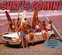 Various Artists - Surf's Coming Down / Various [New CD] UK - Import