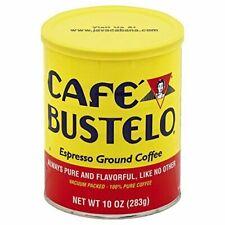 Cafe Bustelo Coffee Espresso 10 oz Can