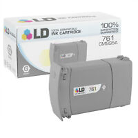 LD Remanufactured Replacement for HP 761 / CM995A Gray Ink Cartridge
