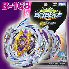 Takara Tomy Beyblade SuperKing・Sparking・B-168・Rage Longinus・Ds'・3A・New in Box