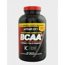 ISATORI BCAA 2:1:1 400 cpr Aminoacidi Ramificati In Compresse Kyowa