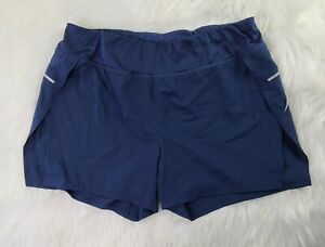 Avia BlueFitness Workout Skort Tennis Golf L 12-14 Skirted Shorts