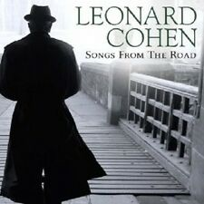 "LEONARD COHEN ""SONGS FROM THE ROAD"" CD NEU"