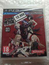 PS3 - No More Heroes ( precintado )