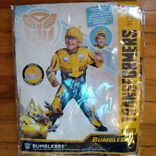 NEW Transformers Bumblebee Costume 2T Bumblebee Movie Infant Toddler
