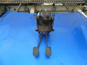 MGB GT PEDAL BOX SETUP  R-H-D