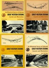 More details for an historical survey of selected great western stations layouts & illustrations
