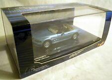 Minichamps 436024330: BMW Z3 ojo de oro de James Bond, fundido a troquel 1/43 nuevo y original caja