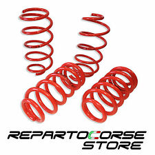 KIT 4 MOLLE SPORTIVE RIBASSATE REPARTOCORSE 40mm FIAT UNO 146 1.3 1.4 TURBO