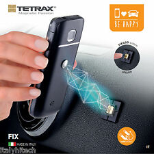 TETRAX FIX SUPPORTO AUTO MAGNETICO SOSTEGNO UNIVERSALE SAMSUNG IPHONE IPOD MP3
