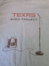Texas Music Project Grapevine, TX Schools Light Blue 100% Cotton T-Shirt S 36""