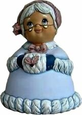 Ceramic Bisque Mrs.Santa Claus With Muff- Ready To Paint