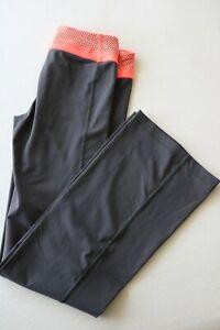 VSX Victoria Secret Supermodel Flare Leg Yoga Pants Size Medium Regular