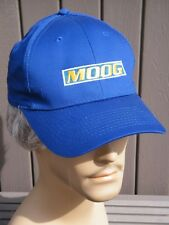 MOOG AUTOMOTIVE PARTS Embroidered Cotton Strap back Baseball Cap NWOT Cd.