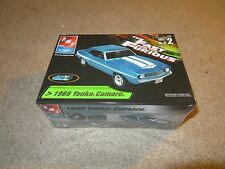 AMT ERTL The Fast And The Furious 1969 Yenko Chevy Camaro 1:25 MISB Sealed 2003