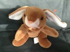 Vintage Ty Beanie Babies Baby Easter Rabbit Ears (Pvc Pellets) 1995 New Retired